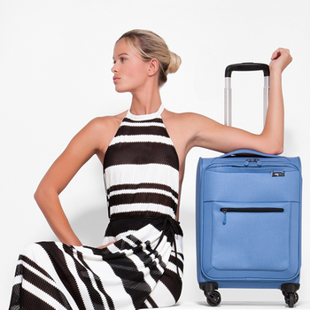From crawling to upright walking, the evolution of the Luggage